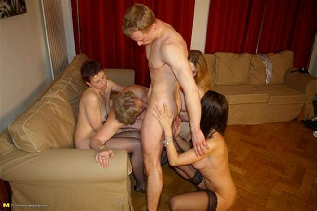 #Mature #Sex #Party #Thats #One #Lucky #Dude #Fucking #All #Those