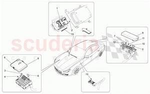 Maserati Quattroporte  2017   Diesel Relays  Fuses And