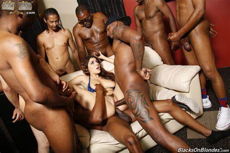 Interracial Asshole Banging With Valentina Nappi