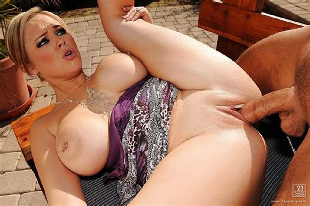 #Busty #Milf #With #Pierced #Nipples #Katie #Kox #Gives #A #Titjob #And #Gets #Fucked