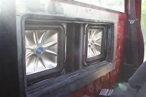 Subs Install Blow Thru - Infamous Nissan - Hardbody