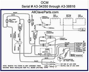 Ocm Wiring Diagram For Serial   A3
