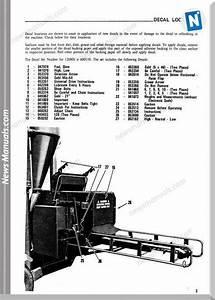 Gehl Agri 120mx Mix All Mixer Parts Manual 901533
