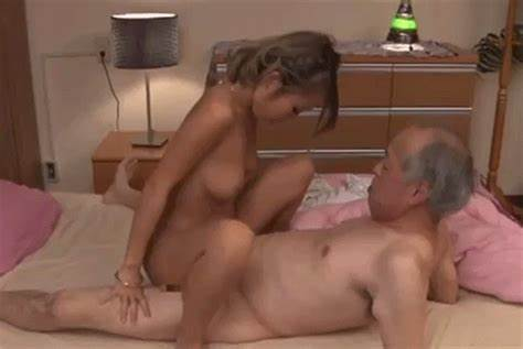The Miss Asked Grandfather To Fucked Her