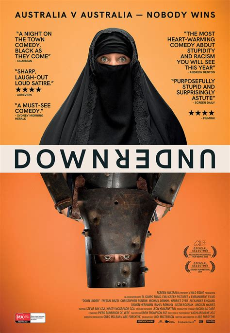 Down Under | Review | Salty Popcorn