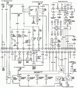 Wiring Diagrams 1981 Eldorado Trunk