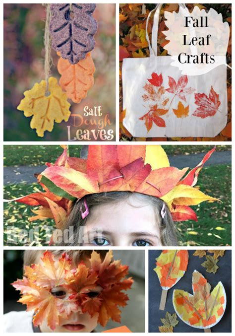 30+ Fall Leaf Crafts | Autumn leaves craft, Leaf crafts, Autumn leaves