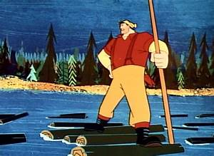 Paul Bunyan And Babe The Blue Ox - Hot Girls Wallpaper