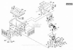 Diagram  Coleman Powermate 5000 Parts Diagram