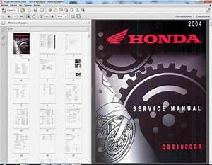 Honda Cbr1000rr  2004-2011  - Service Manual