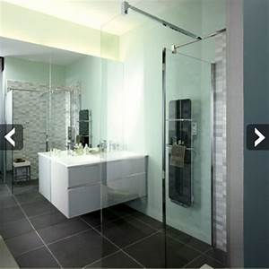 stunning modeles salle de bain contemporary lalawgroup With modeles de salle de bains avec douche