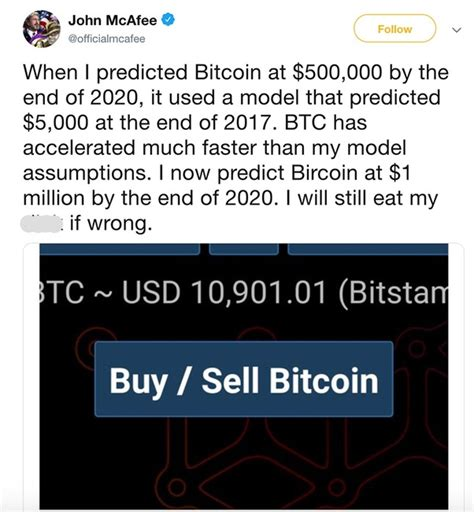 And i decided to write a piece about this theoretical question can bitcoin ever grow so. How much will 1 bitcoin be worth by November 2019? - Quora
