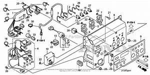Honda Em7000is A Generator  Jpn  Vin  Eahj