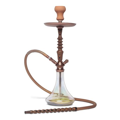 """Born in the mountains of north carolina, hatchet coffee is a new adventure created by friends consumed with the idea that amazing coffee is a life changing experience. AMIRA HOOKAH 19"""" SAKI CLICKTECH WOOD COFFEE - Mikes Novelties Wholesale"""