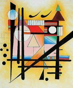 Wassily Kandinsky Lukisan seni Abstrak dan Seni