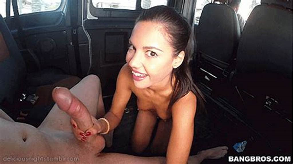 #Hot #Teen #Handjob #In #The #Car