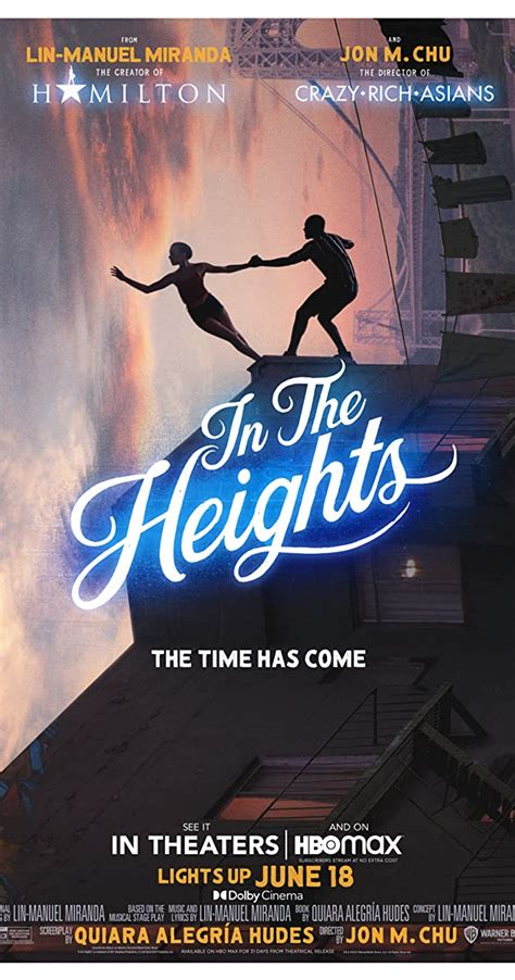 Young heathcliff, rescued from the streets of liverpool by mr. In the Heights (2021) - Plot Summary - IMDb