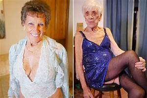 Granny mature pic view