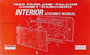 1966 Electrical Assembly Manual  Falcon  Ranchero