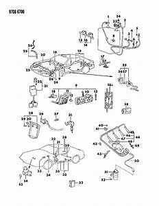 Chrysler Conquest Wiring Diagram