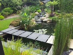 comment creer son bassin aquatique botanica espaces With amenagement petit jardin exterieur 12 avant de realiser une clature