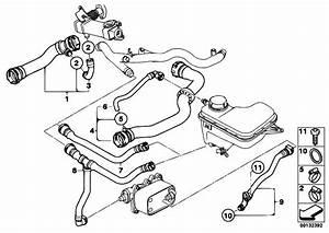Original Parts For E83 X3 3 0d M57n Sav    Radiator