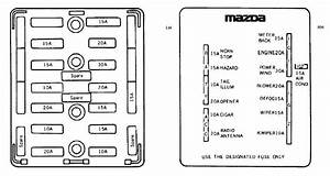 1993 Mazda Rx7 Wiring Schematic