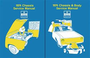 1974 Plymouth  U0026 Chrysler Cd Repair Shop Manual All Models