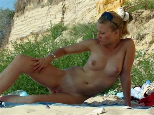Outdoor Nudist Restaurant Spying #Couple #Of #Nudists #Caught #Fooling #Naked #In #The #Surf