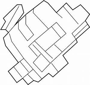 Nissan Pathfinder Service File Block Junction  Harness