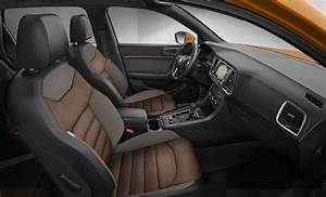 Seat Ateca Style Business : das dynamische mqb suv seat ateca 1 4 tsi test ~ Medecine-chirurgie-esthetiques.com Avis de Voitures