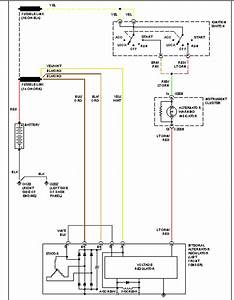 Is The Alternator And Voltage Regulator Separate On An  U0026 39 88