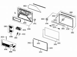 Samsung Model Hl61a750a1fxza Dlp Television Genuine Parts