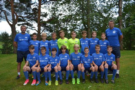 RFS komandas 2017/2018. mācību gads - Rīgas Futbola Skola