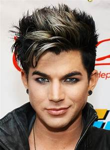 Adam Lambert HairStyle (Men HairStyles) ~ Dwayne The Rock ...