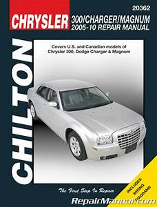 Chilton Chrysler 300 Dodge Charger And Magnum 2005