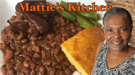 Bring to boil and simmer nutrition summary: Southern Pinto Beans & Smoked Ham Hocks | Comfort Food | Mattie's Kitchen - YouTube