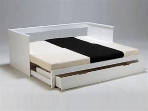 Lit Gain De Place Studio : 40 meubles modulables pour optimiser l 39 espace elle ~ Premium-room.com Idées de Décoration