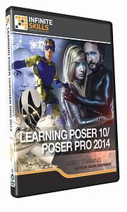 Infinite Skills U0026 39   U0026quot Learning Poser 10    Poser Pro 2014