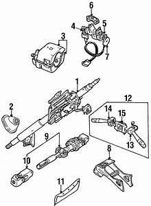 1998 Land Rover Discovery Lock  Cylinder  And Keys