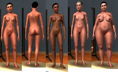 Skins Sim Nude Teen