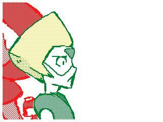 Officer Garnet (Flipnote 3d animation) by ShinyLatias82 on