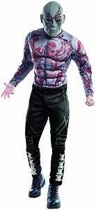 Drax, The, Destroyer, Deluxe, Costume, For, Adults