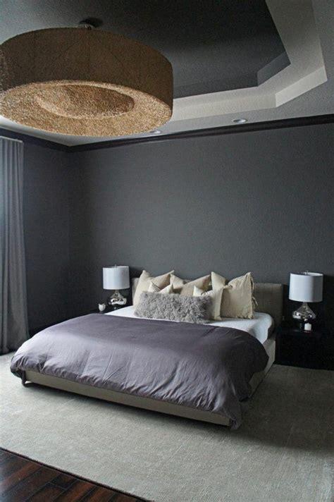 photo de chambre adulte décoration de chambre 55 idées de couleur murale et