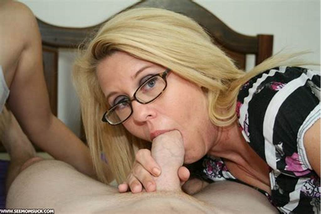 #Mom #Teaches #Her #Teen #How #To #Suck #Cock