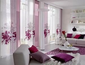 Neue Gardinen Fürs Wohnzimmer : 37 gardinendekoration beispiele f r ihr zuhause ~ Eleganceandgraceweddings.com Haus und Dekorationen