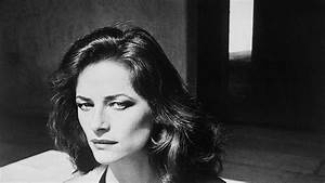 Charlotte Rampling interview at the 1986 Cannes Film ...