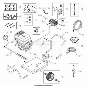 35 Briggs And Stratton Power Washer Parts Diagram