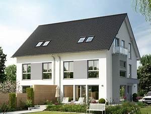 Doppelhaus Fertighaus Schlüsselfertig : doppelh user auf ~ Frokenaadalensverden.com Haus und Dekorationen