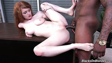 Teens Hotty Exposes Her Red Haired Hairy Deepthroat For Porn